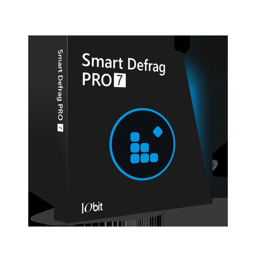 IObit Smart Defrag 5 Pro, IObit Smart Defrag 5, Smart Defrag